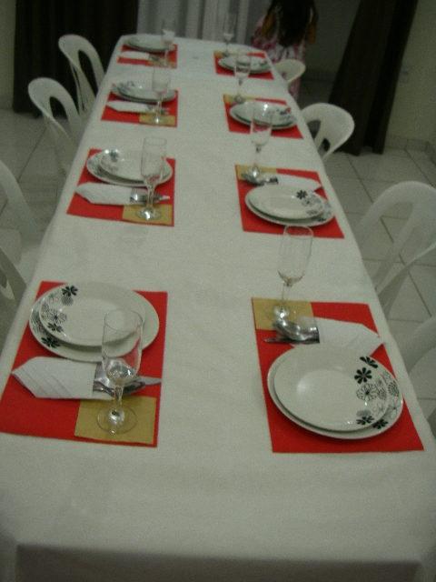 ブラジル クリスマスパーティー