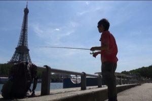 釣り フランス パリ