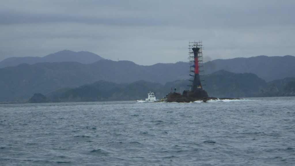 灯台 釣り